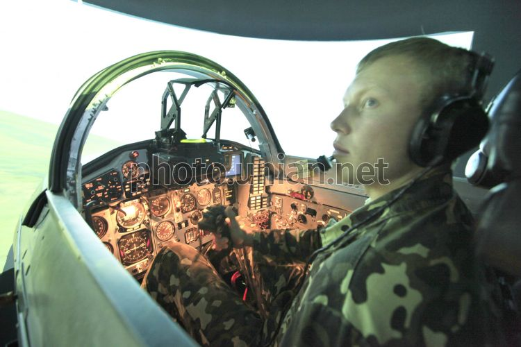 Photo Trainer MiG-29 STS-1 - UNIAN