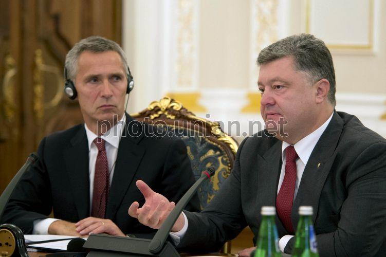 Настав час вибороти План дій щодо членства в НАТО і виконати його, - Порошенко - Цензор.НЕТ 7289