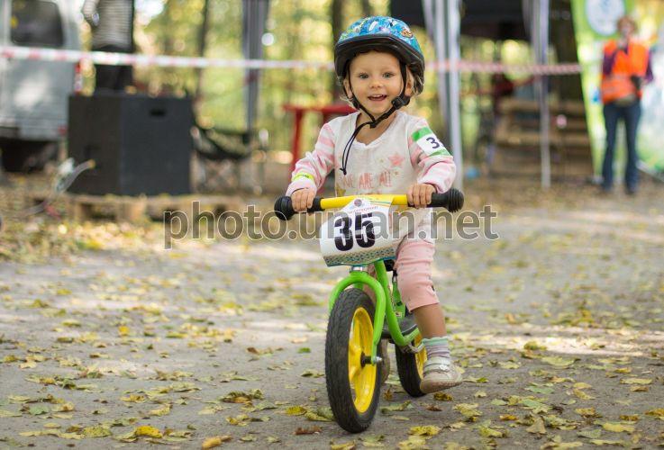 Photo Kids race