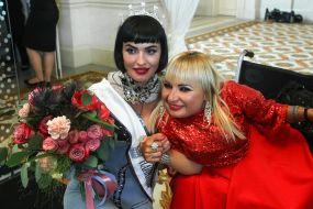 Photo news Karina Josan became the winner of the beauty