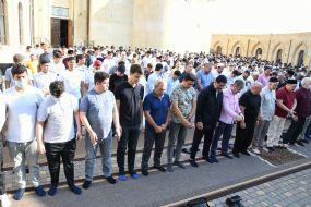 Eid al-Adha celebration