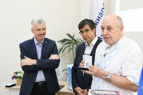 Bohdan Chervak, , Gökhan Demir Volodymyr Serhiychuk