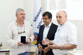 Ihor Zotz, Gökhan Demir, Volodymyr Serhiychuk