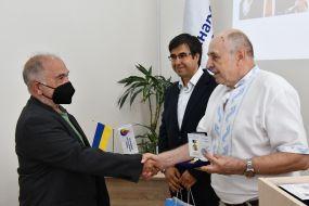 Askold Lozinskiy, , Gökhan Demir Volodymyr Serhiychuk