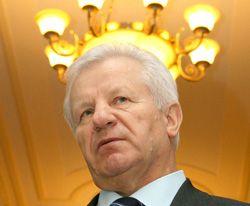 Председатель Верховной Рады Украины Александр Мороз