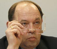 Секретарь Совета национальной безопасности и обороны Украины Виталий Гайдук