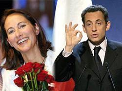 Николя Саркози, Сеголен Руаяль
