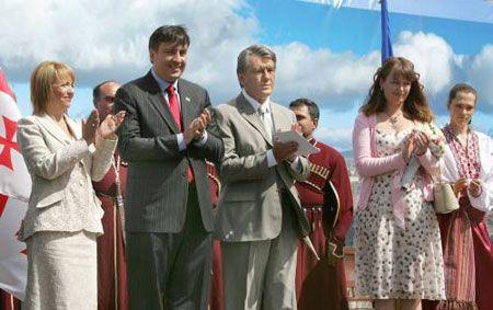Жена и сын Саакашвили вылетели из Украины - Цензор.НЕТ 4538