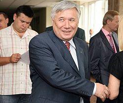 Юрий Ехануров после заседания политсовета НСНУ. Киев, 1 августа