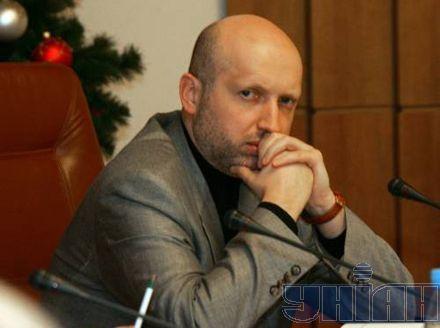 Александр Турчинов презентовал свою новую книгу
