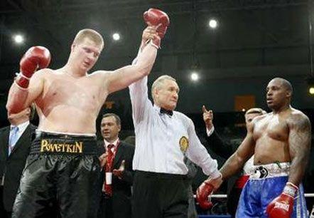 Поветкин выиграл суд у Уайлдера / Reuters