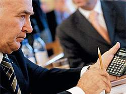 Председатель Национального банка Украины Владимир Стельмах