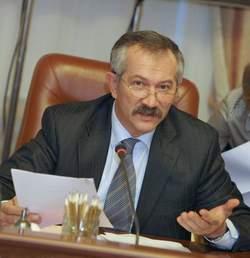 Министр финансов В.Пинзеник
