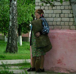 Жительница Макарова-1