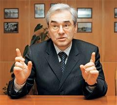 Зам.министра экономики Валерий Пятницкий