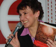 """Оксана Забужко презентує свій новий роман """"Музей покинутих секретів"""". Київ, 26 грудня"""