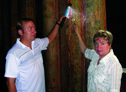 Нікітенко і Корнієнко вивчають графіті
