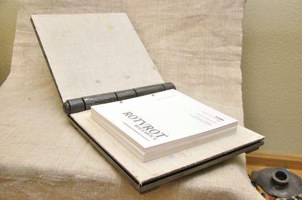 Кована книжка «Ротврот»