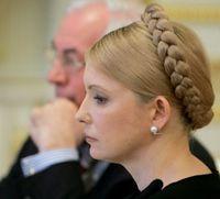 Азаров, Тимошенко