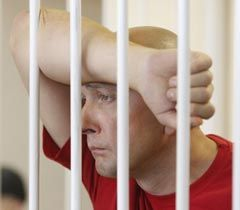 Ігор Діденко під час розгляду апеляції на рішення Печерського суду про його арешт