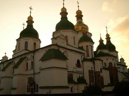 8. Софіївський собор у Києві(1697-1700)