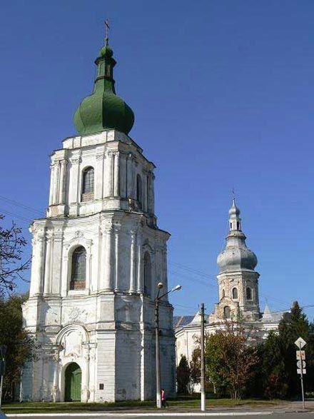 33. Вознесенський собор у Переяславі(1700)