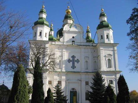 37. Троїцький собор Троїцько-Іллінського монастиря у Чернігові(1679-1695)