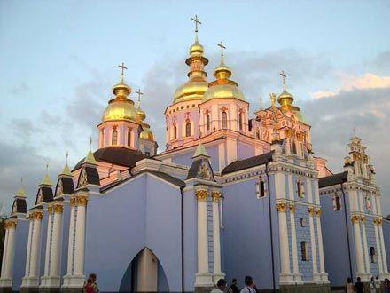 45. Михайлівський Золотоверхий монастир в Києві