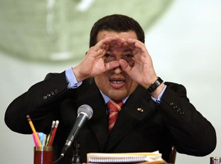 Пятидесятивосьмилетний У.Чавес намерен стать главой государства третий раз подряд