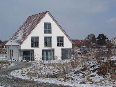 Passive house.