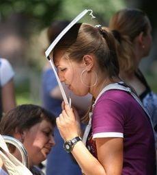 студенты абитуриенты вступительная кампания стуеднти абітурієнти вступна