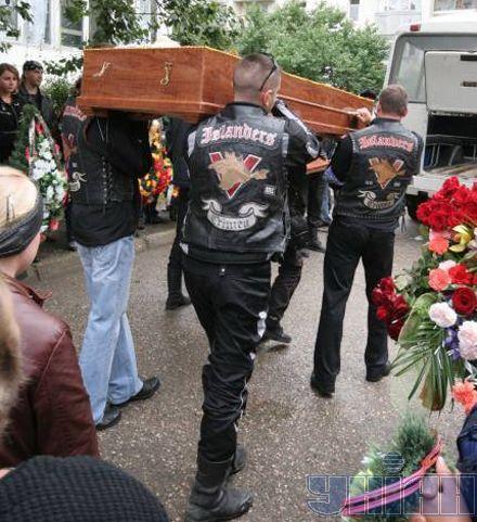 Похорон Ганни Мішуткіної
