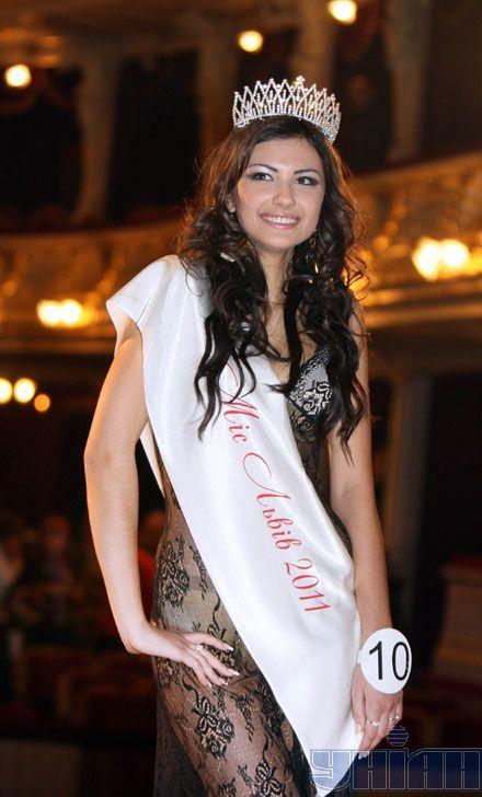 Перша віце міс конкурсу краси міс