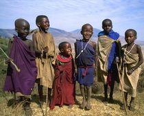 африка аборигены