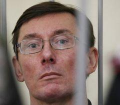 Юрий Луценко во время судебного заседания в Печерском районном суде в Киеве. 27 мая