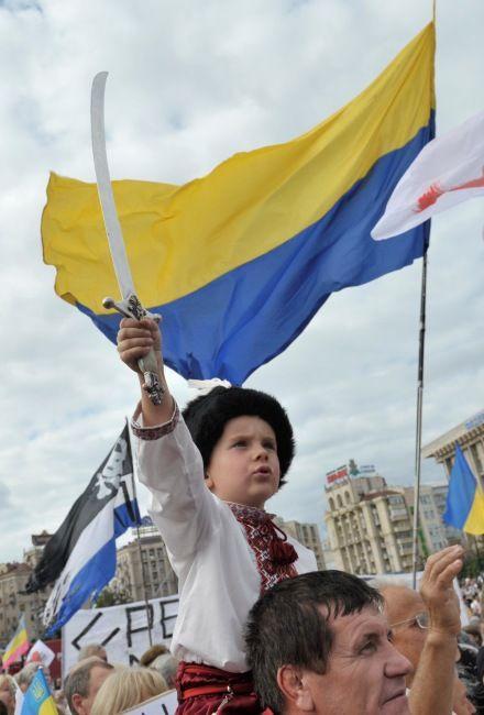 Україна День незалежності. Фото Андрія КРАВЧЕНКА