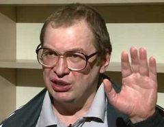 Основатель МММ Сергей Мавроди