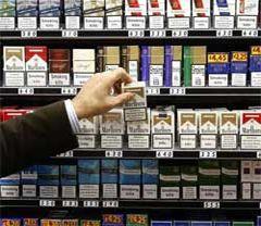 На ТВ, радио и в печати полностью запрещается реклама табака