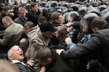 Вирок Тимошенко 11 жовтня 2011 фот Андрій КРАВЧЕНКО