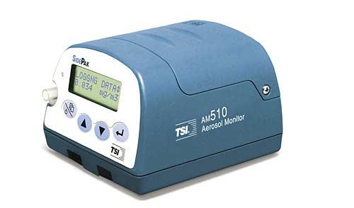 персональний аерозольний монітор TSI SidePak AM510