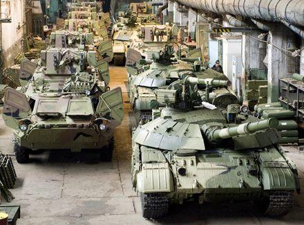 Завод ім малишева виготував для армії