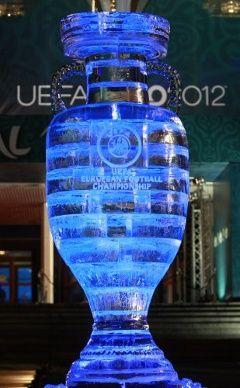 жеребкування фінальної частини Євро-2012