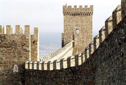 судацька фортеця судак крепость