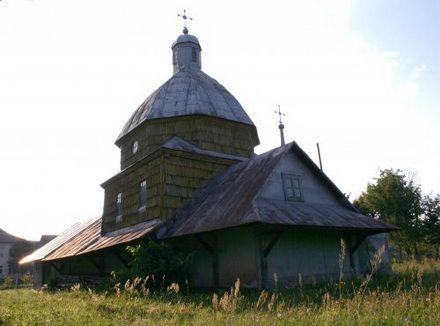 Як зберегти дерев яні церкви карпат