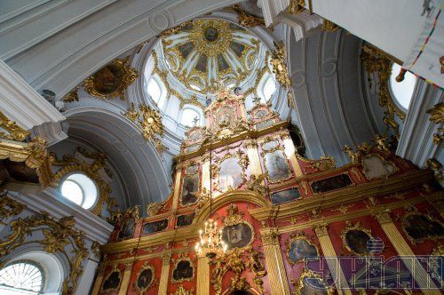 андріївська церква поділ узвоз андреевская церковь подол