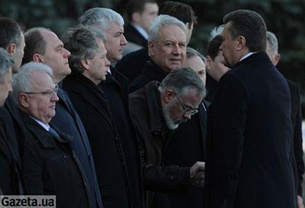 Табачник,Янукович