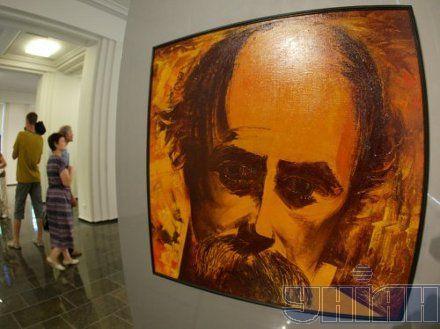 шевченко канев музей портрет