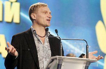 Співак Олег Скрипка