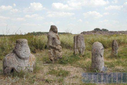 кам`яна могила заповідник природа