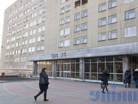 В ЦКБ №5 пришли около 60 милиционеров
